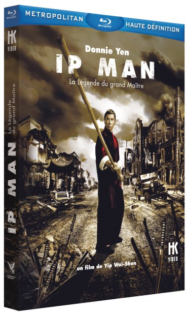 Ip Man DVD