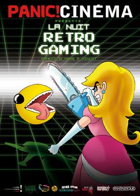 Nuit rétro Gaming