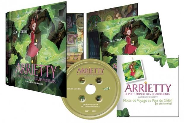 Arrietty OST