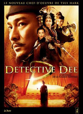 Affiche detective Dee