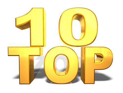 Comptons tous joyeusement !! Top-10