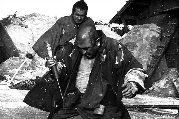 Zatoïchi vs Yojumbo