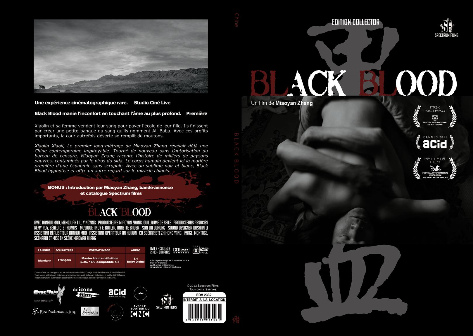 black blood Arcades