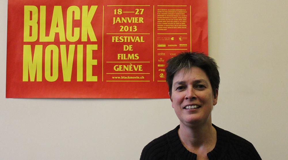 Emmanuelle Tréhard, à la régie des films (négociation des droits des films et promotion) et à l'invitation des réalisateurs