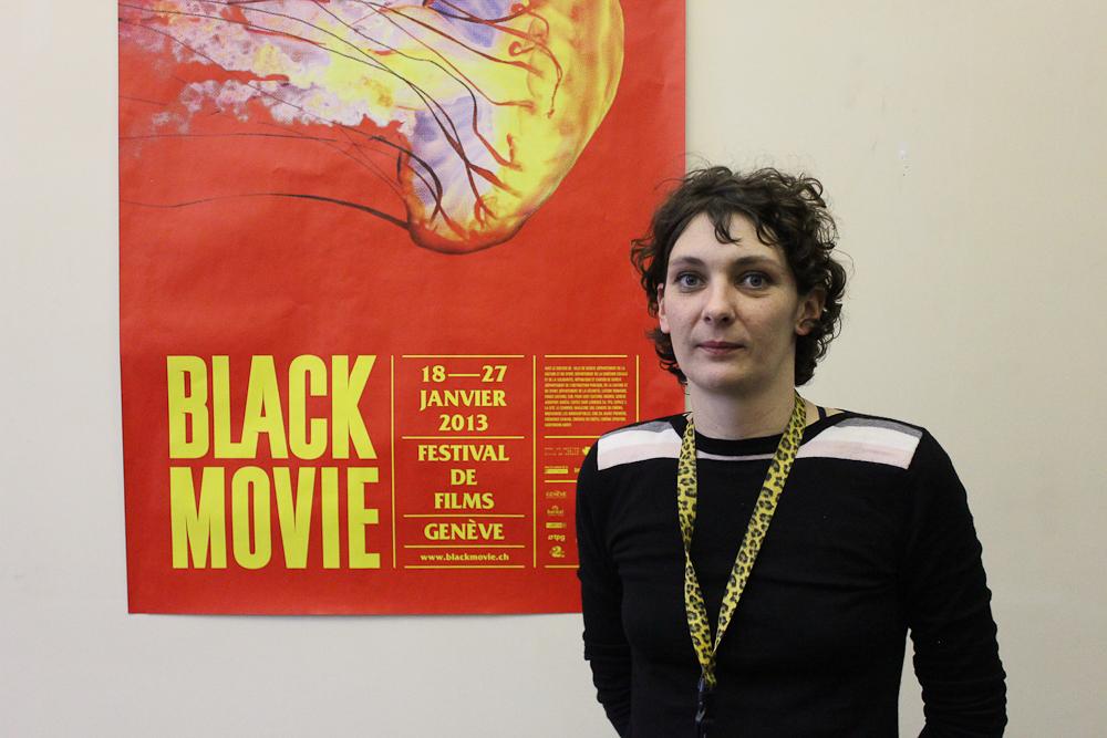 Aurélie, co-responsable de la gestion du cinéma Spoutnik. Durant le Black Movie, on crée le bar éphémère attenant à la salle, le MACAU avec une soirée différente chaque soir.