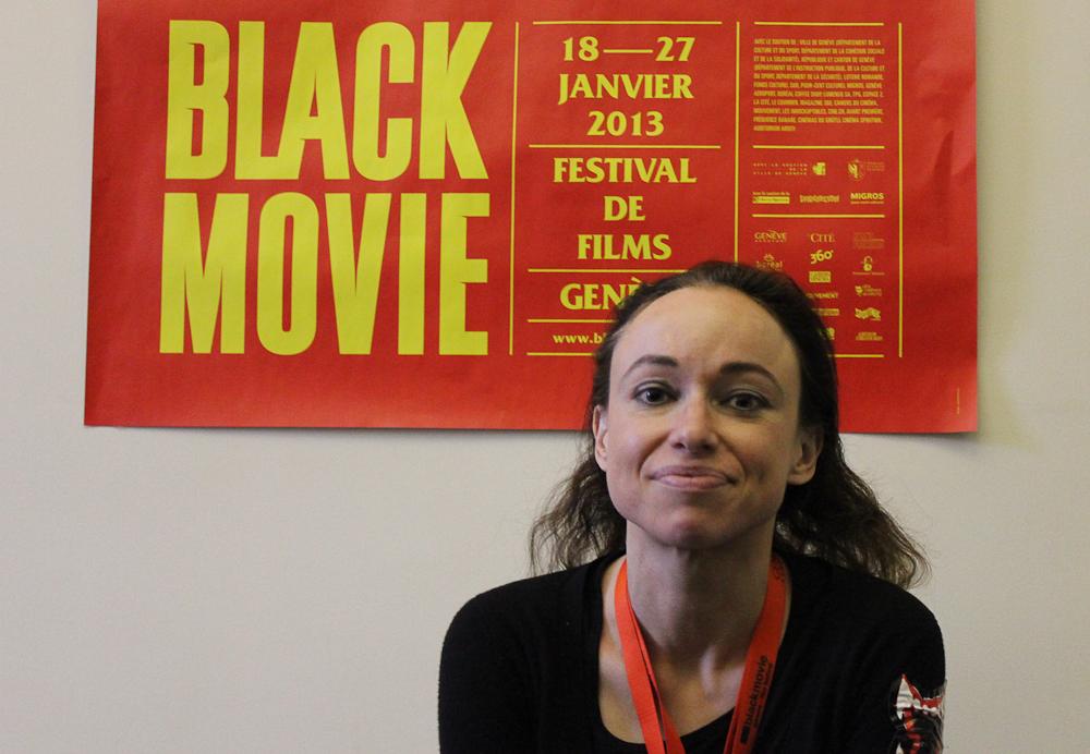 Ana-Isabel, coordinatrice du festival