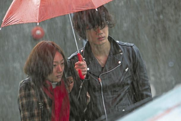 Kan Hanae et Go Ayana dans The Tang of Lemon.