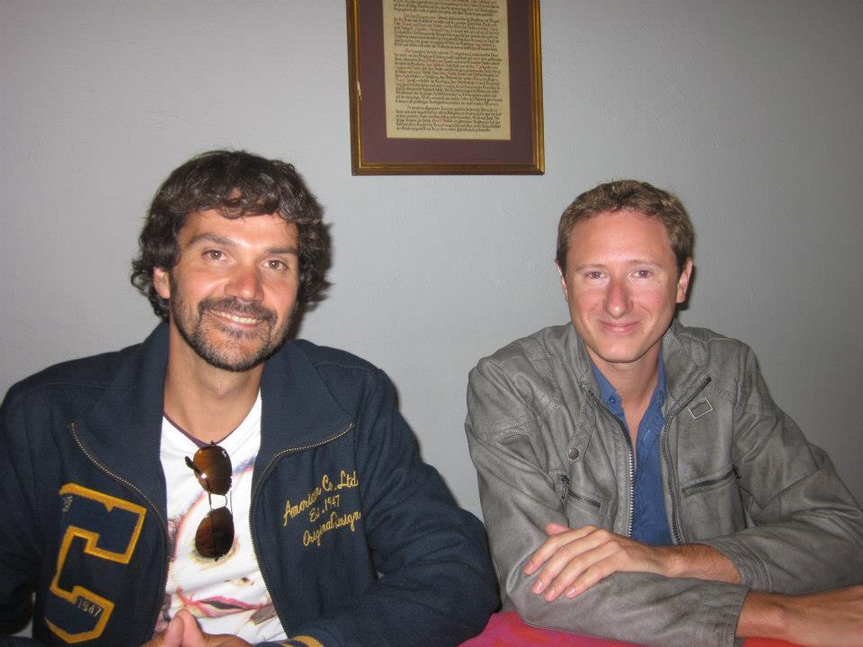 Robin Entreinger et Valentin Bonhomme