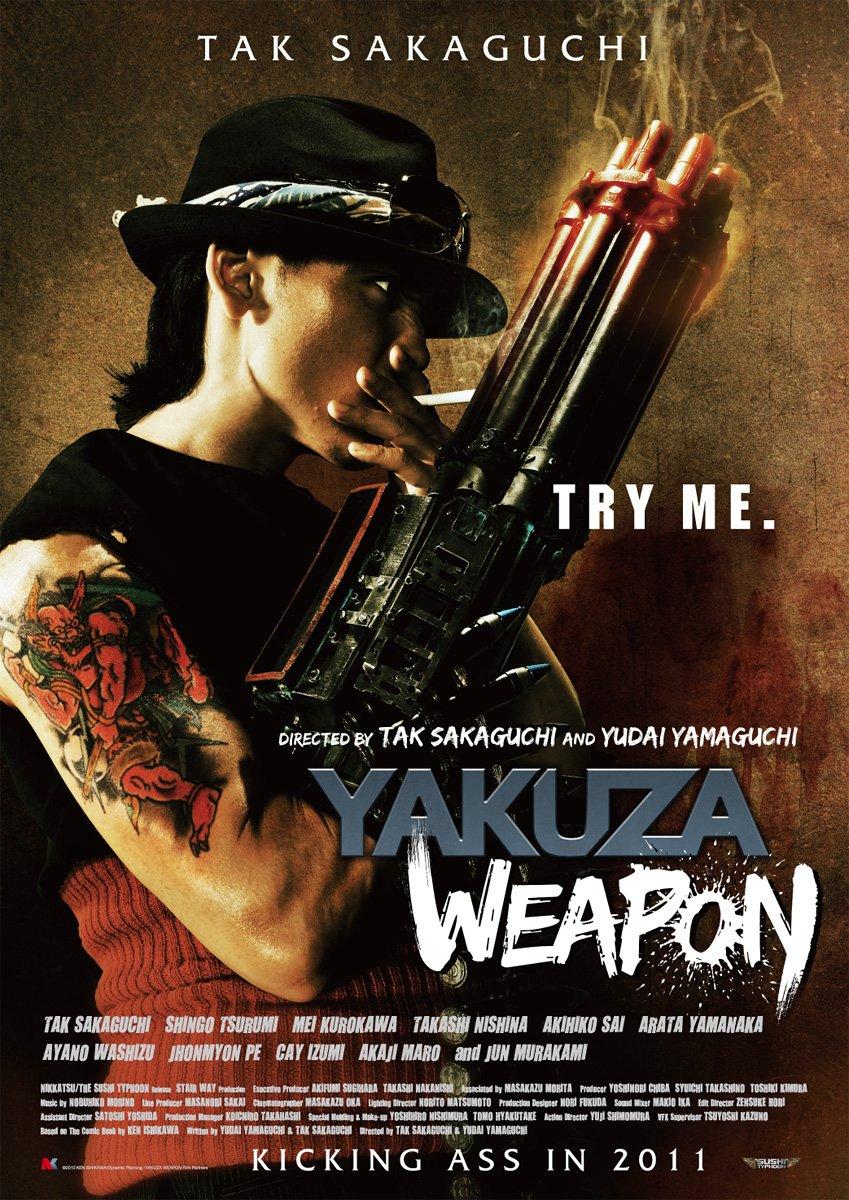 Yakusa Weapon