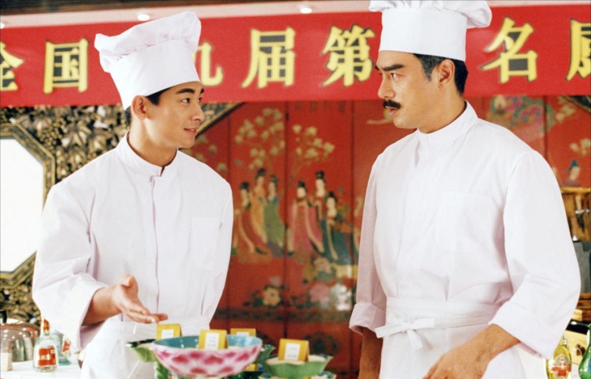 Eastasia critique le festin chinois de tsui hark vesoul for American cuisine film stream