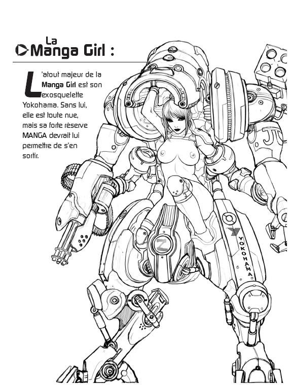 la-manga-girl