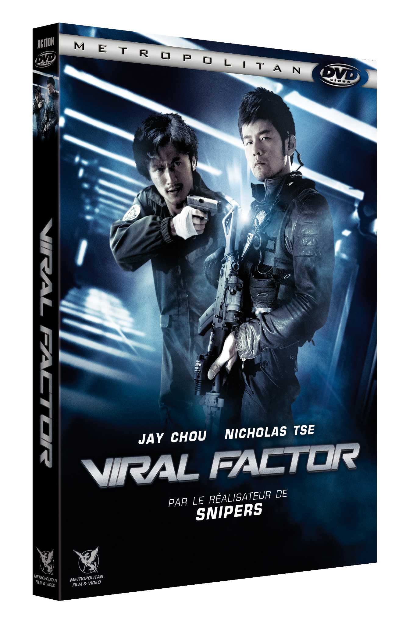 DVD VIRAL FACTOR 3D