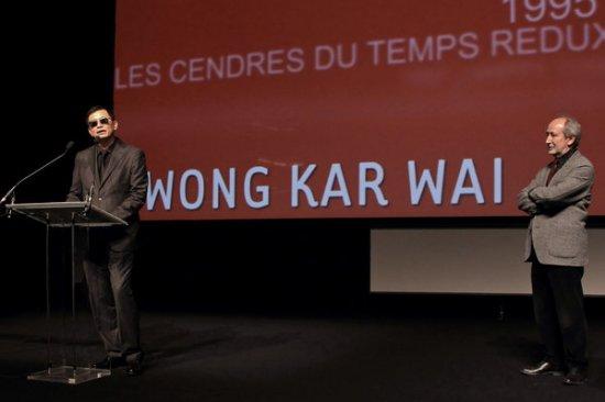 Wong Kar-wai Deauville