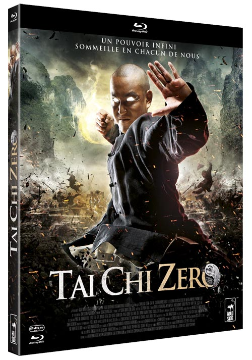 TAI CHI ZERO-Blu-ray