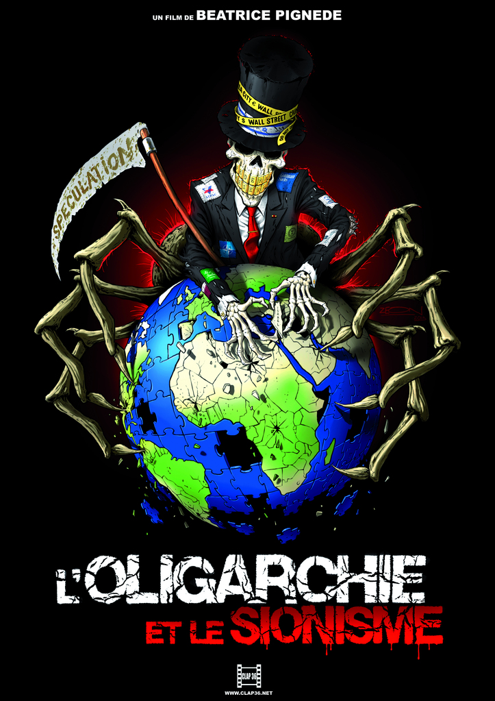 l-oligarchie-et-le-sionisme