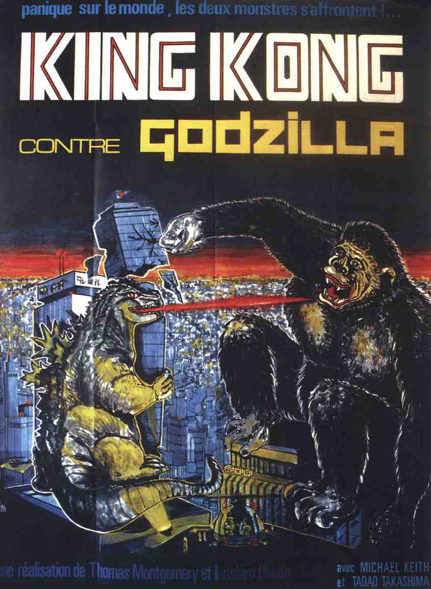 KING KONG CONTRE GODZILLA (1963)