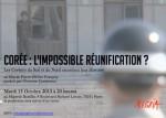 corée reunification docu