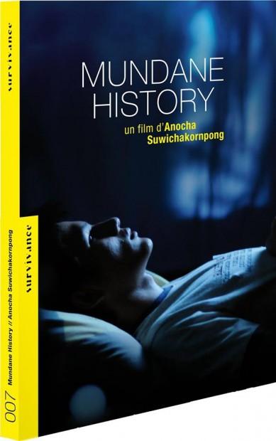 Mundane History, DVD