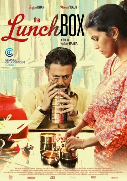The Lunchbox, Irrfan Khan, affiche