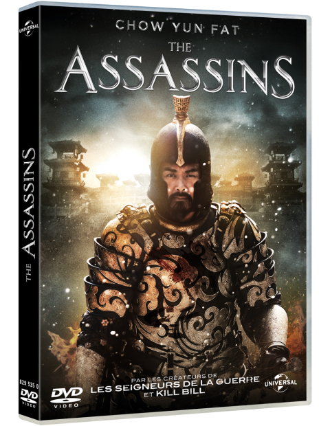 Pack DVD The Assassins