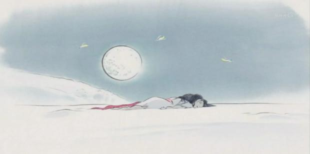 l'histoire de la princesse kaguya