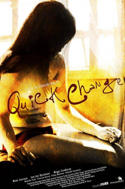 Eduardo Roy Jr., Quick Change, FICA