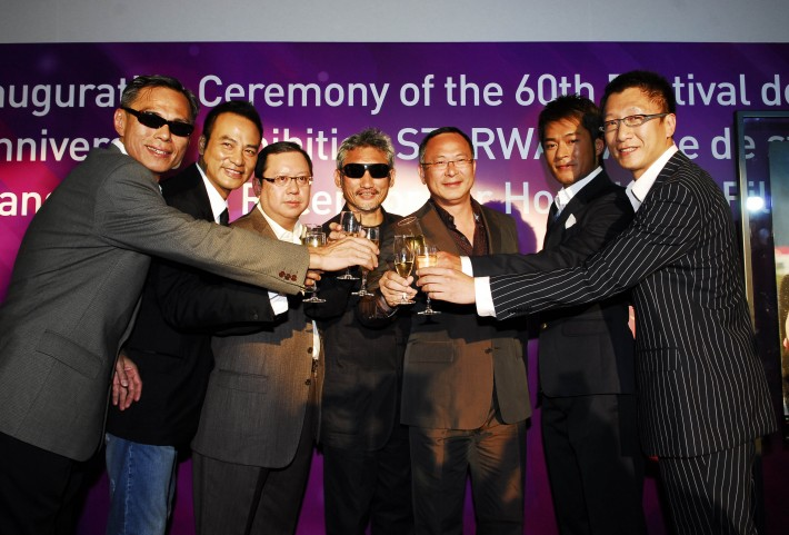 Ringo Lam, Johnnie To, Tsui Hark