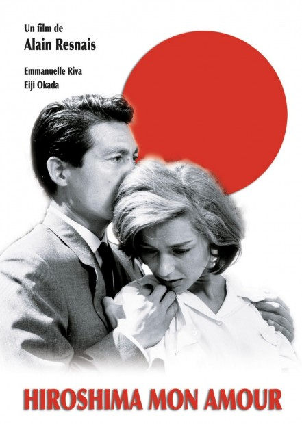 Hiroshima Mon Amour Affiche