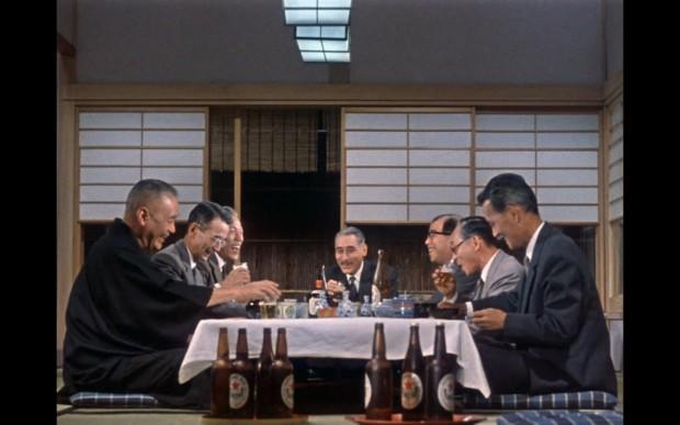 Le goût du saké