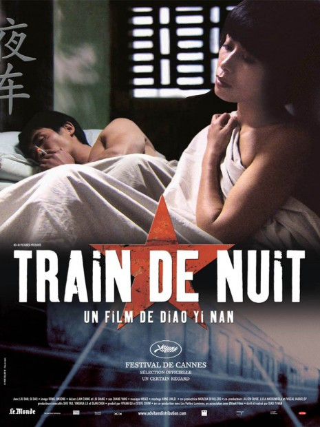 propositions affiche train de nuit