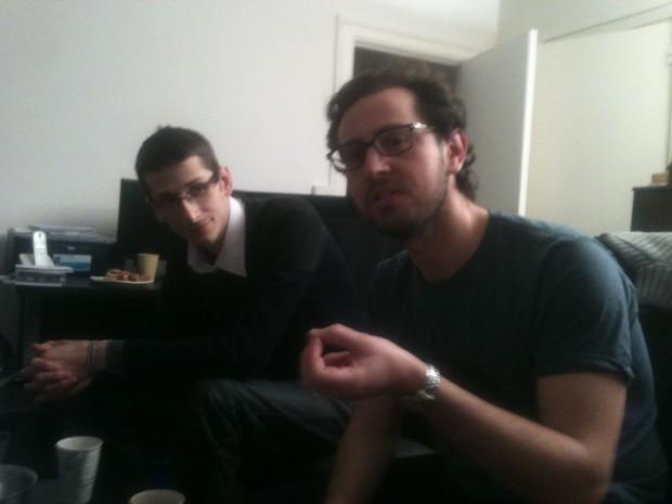 Julien et Victor : le débat s'anime !