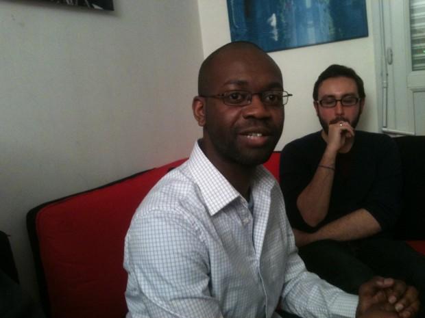 Sidy Sakho motivé, Jeremy coifman en profite pour faire une petite sieste