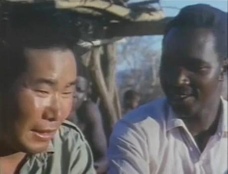 La chanson de Bwana Toshi