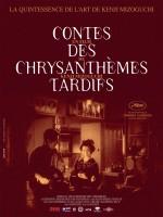 CONTES DES CHRYSANTHÈMES TARDIFS-AFF 120x160.indd