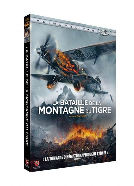 La Bataille de la montagne du Tigre DVD
