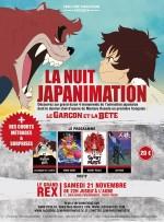 PIFFF Nuit Japanimation