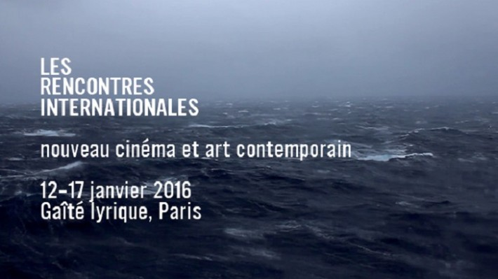 Rencontres internationales 2016