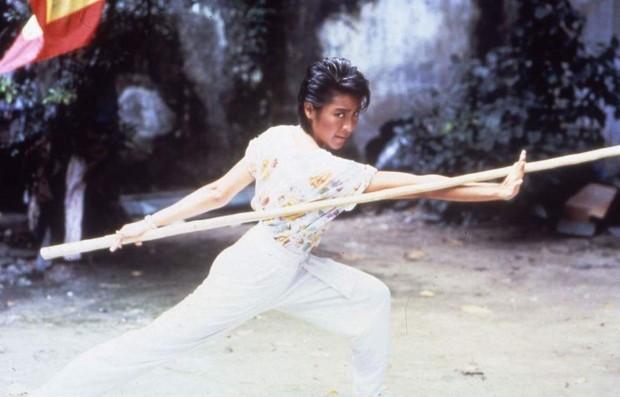 Michelle Yeoh dans Yes madam! de Corey Yuen (1985)