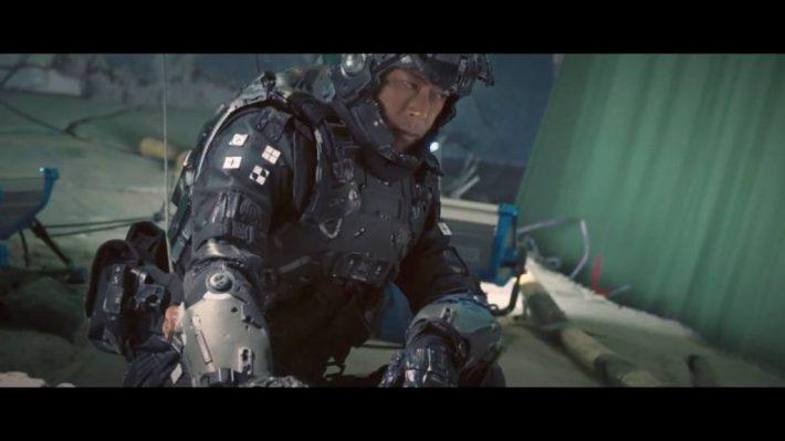 eastasia louis koo dans un film hongkongais de science fiction warriors of future. Black Bedroom Furniture Sets. Home Design Ideas