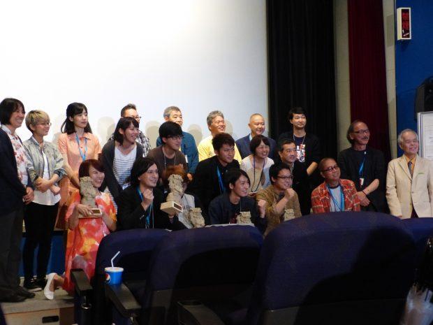 Les candidats au prix de la Creator's Factory et le jury