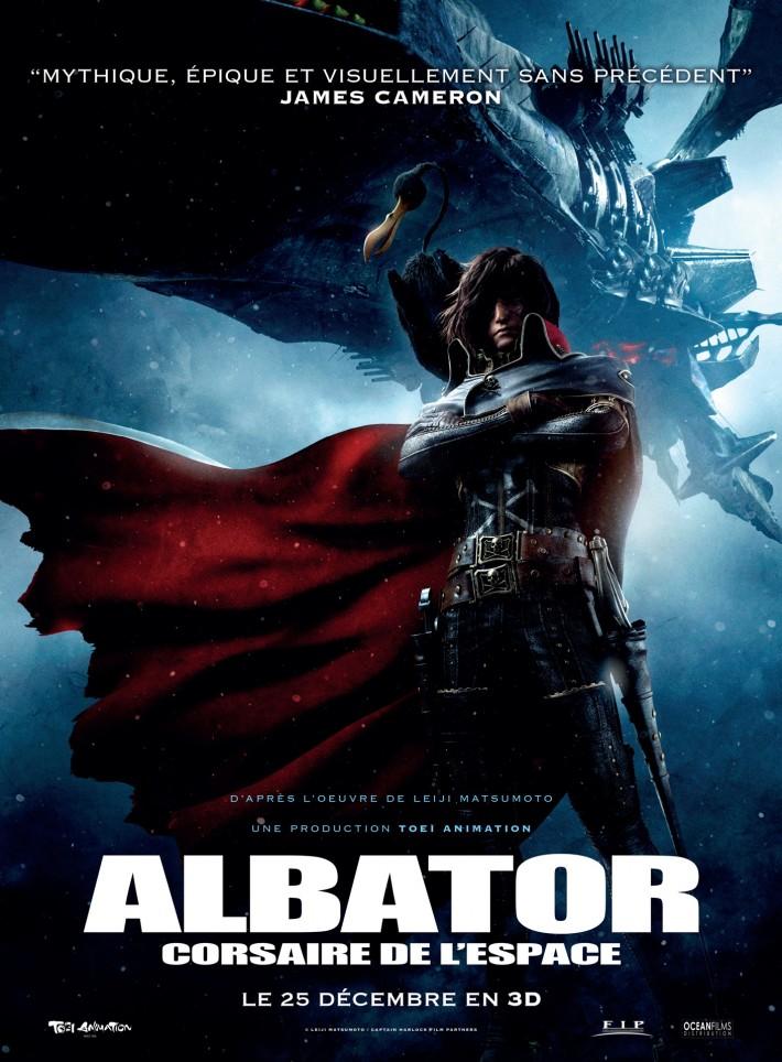 Albator - Corsaire de l'espace - Affiche et Poster